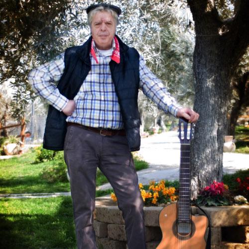 Claudio Pilolli - Chitarra