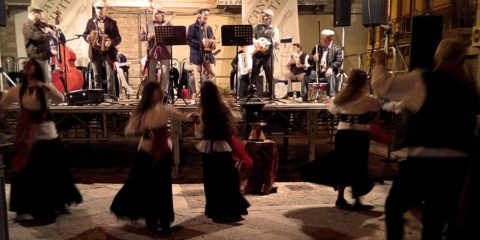cantori di civitate a Torremaggiore Gir-olio